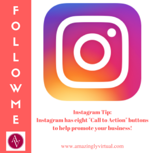 Instagram Calls to Action